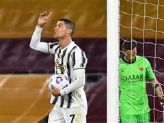 Ronaldo trở thành cây săn bàn vĩ đại nhất Châu Âu