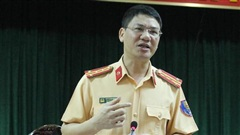 Cục phó Cục CSGT: Cán bộ CSGT bụng to sẽ không được ra đường làm nhiệm vụ