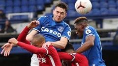 Mãn nhãn khi Everton cầm chân  Liverpool trong trận derby 4 bàn thắng