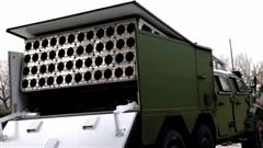 Trung Quốc khoe hệ thống UAV phóng loạt như pháo phản lực