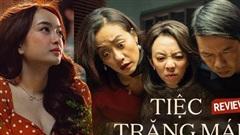 Tiệc Trăng Máu đích thị là 'món lẩu' đầy ụ drama nhất 2020: Bạn bè, vợ chồng 'phốt' nhau túi bụi, độ gắt xa lắc bản Hàn