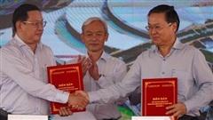 Đồng Nai bàn giao 1.800 ha đất xây sân bay Long Thành