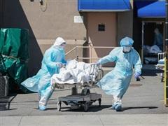 [Video] Thời điểm tồi tệ nhất của dịch COVID-19 tại Mỹ sắp tới gần