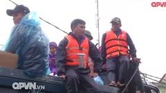 Quảng Bình: Thiếu phương tiện đường thủy vùng lũ bị cô lập