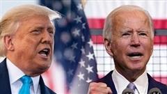 Trực tiếp: Tranh luận lần 3 bầu cử Tổng thống Mỹ 2020