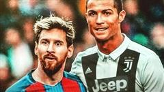 Messi chúc Ronaldo hồi phục nhanh chóng để 'tái đấu'
