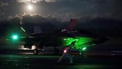 Mỹ bắt đầu thay thế 'bộ não' cho F-35