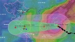Bão số 8 sắp đổ bộ, miền Trung có nguy cơ lặp lại đợt mưa lũ lịch sử năm 1983