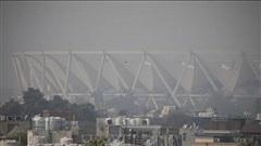Báo động tình trạng ô nhiễm không khí tại thủ đô của Ấn Độ