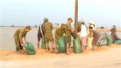Sư đoàn 324 tham gia khắc phục hậu quả mưa lũ tại Quảng Bình
