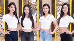 Những vòng eo 'vạn người mê' của Top 35 Hoa hậu Việt Nam 2020