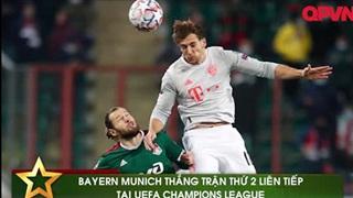 Điểm tin 28/10: Bayern thắng nhọc, Inter bất lực trước Shakhtar Donetsk