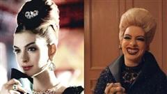 Mỹ nhân Hollywood hy sinh nhan sắc, cắt trụi tóc, nhịn ăn đến trầm cảm để đóng phim