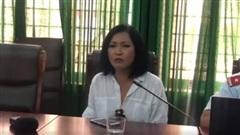 Clip ca sĩ Phương Thanh đổ lỗi cho các trang báo mạng vụ 'làm từ thiện ở Quảng Ngãi'