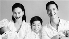 Hồ Ngọc Hà hé lộ cặp song sinh đáng yêu, chia sẻ mối quan hệ với bố mẹ chồng