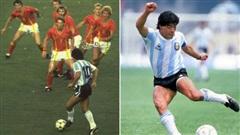 Sự thật về bức ảnh huyền thoại 'Maradona 1 cân 6' từng khiến cả thế giới hiểu lầm