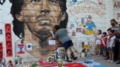 Diego Maradona: Một đời lừng lẫy và thị phi