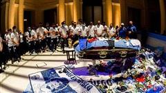 Nhân viên tang lễ thanh minh, xin lỗi gia đình Maradona