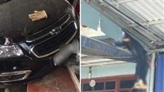 Tài xế ô tô tông người bay lên nóc nhà tử vong ở Thái Nguyên đã ra trình diện