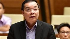 Chủ tịch HN: 'Nếu Hà Nội mà bung và toang, hứa với các đồng chí, tôi chịu trách nhiệm'