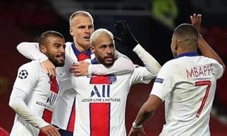 """PSG """"đè bẹp"""" Man Utd ở Champions League"""