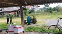 Bắt 5 đối tượng chém nam thanh niên đang ăn đêm cùng 4 phụ nữ ở Thái Nguyên