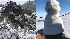 Có thể xuất hiện băng tuyết ở SaPa vào ngày mai (4/12), dân tình rục rịch rủ nhau săn tuyết rơi