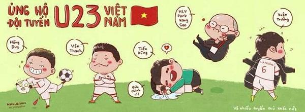 'Việt Nam vô địch' trong trái tim chúng ta...