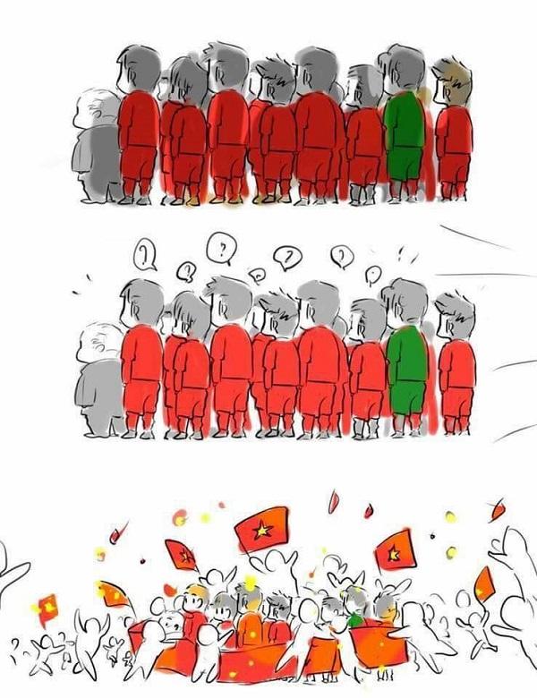Việt Nam yêu các bạn!
