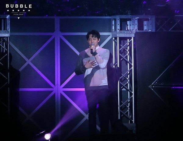 Yoochun khóc trong vòng tay fan hâm mộ trong ngày trở lại sau scandal quấy rối tình dục 1