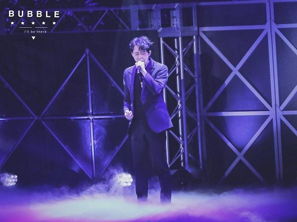 Yoochun trong fanmeeting tại Nhật Bản