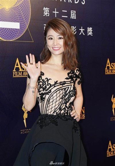 Yoona đẹp mong manh như thiên thần giữa dàn sao Hoa ngữ tạiAsian Film Awards 3