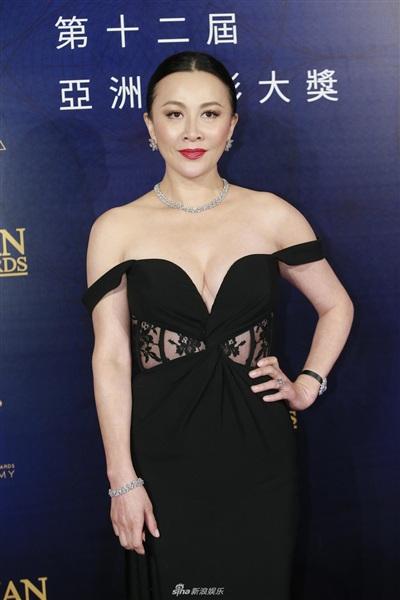 Yoona đẹp mong manh như thiên thần giữa dàn sao Hoa ngữ tạiAsian Film Awards 2