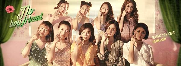Thông tin các cô gái trong nhóm Ngựa Hoang sẽ hội ngộ khiến fans xôn xao