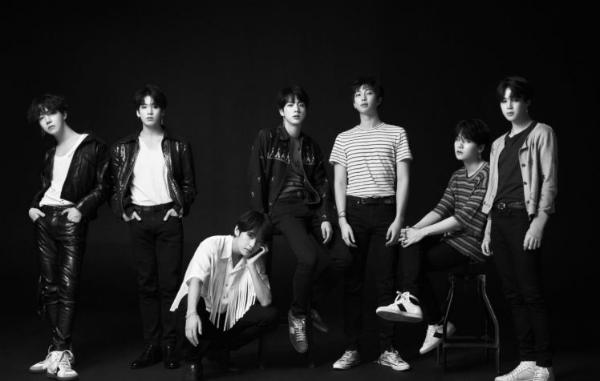 BTS trong bộ ảnh teaser đầu tiên cho 'Love Yourself: Answer'