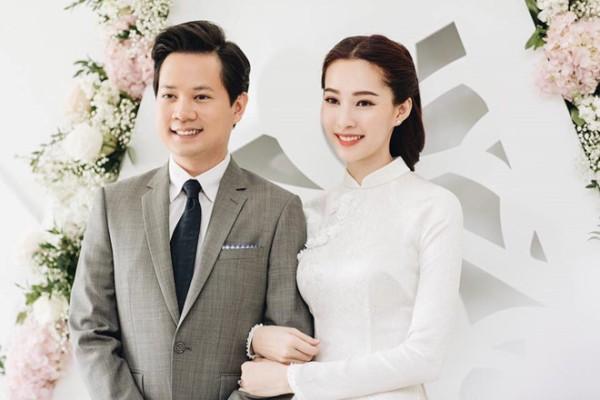 Hoa hậu Thu Thảo có cuộc hôn nhân hạnh phúc viên mãn.