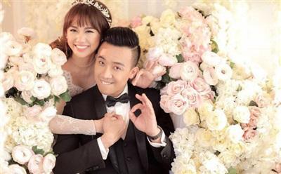 Những cặp đôi 'phim giả tình thật' ồn ào nhất của showbiz Việt 2