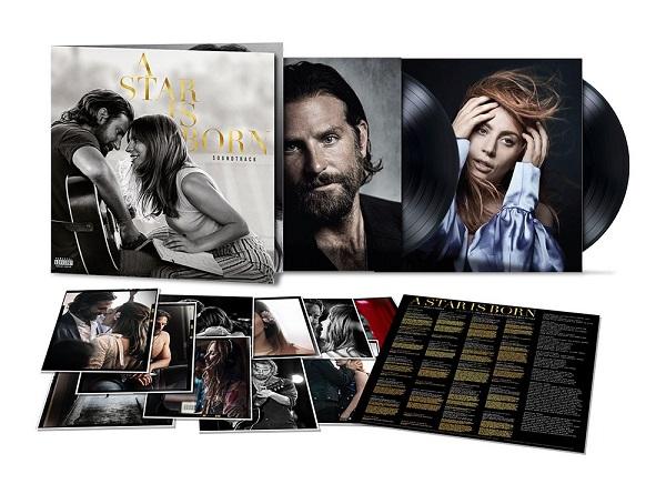 Lady Gaga và Bradley Cooper hợp sức mang tới nhiều màn kết hợp âm nhạc giàu cảm xúc.