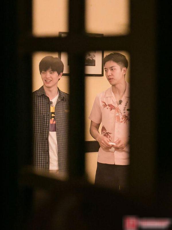 Yook Sung Jae và Lee Seung Gi