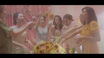 Hoàng Yến Chibi mời nhóm nữ quái Ngựa Hoang tham gia MV mới 1