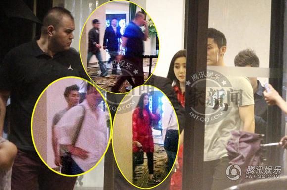 NÓNG: Phạm Băng Băng bị bắt? 0