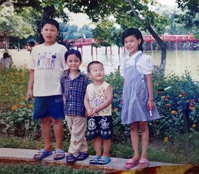 Theo chị Anh Thư - Thu Trang khá cá tính giống con trai.