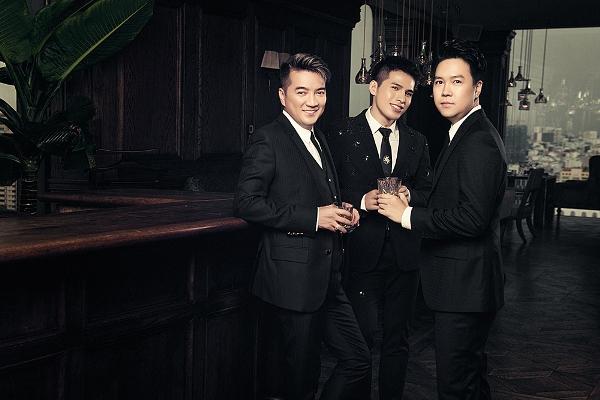 Nhân dịp phát hành album online, Quốc Thiên tiết lộ mối quan hệ thân thiết với Mr Đàm, Lê Hiếu 2