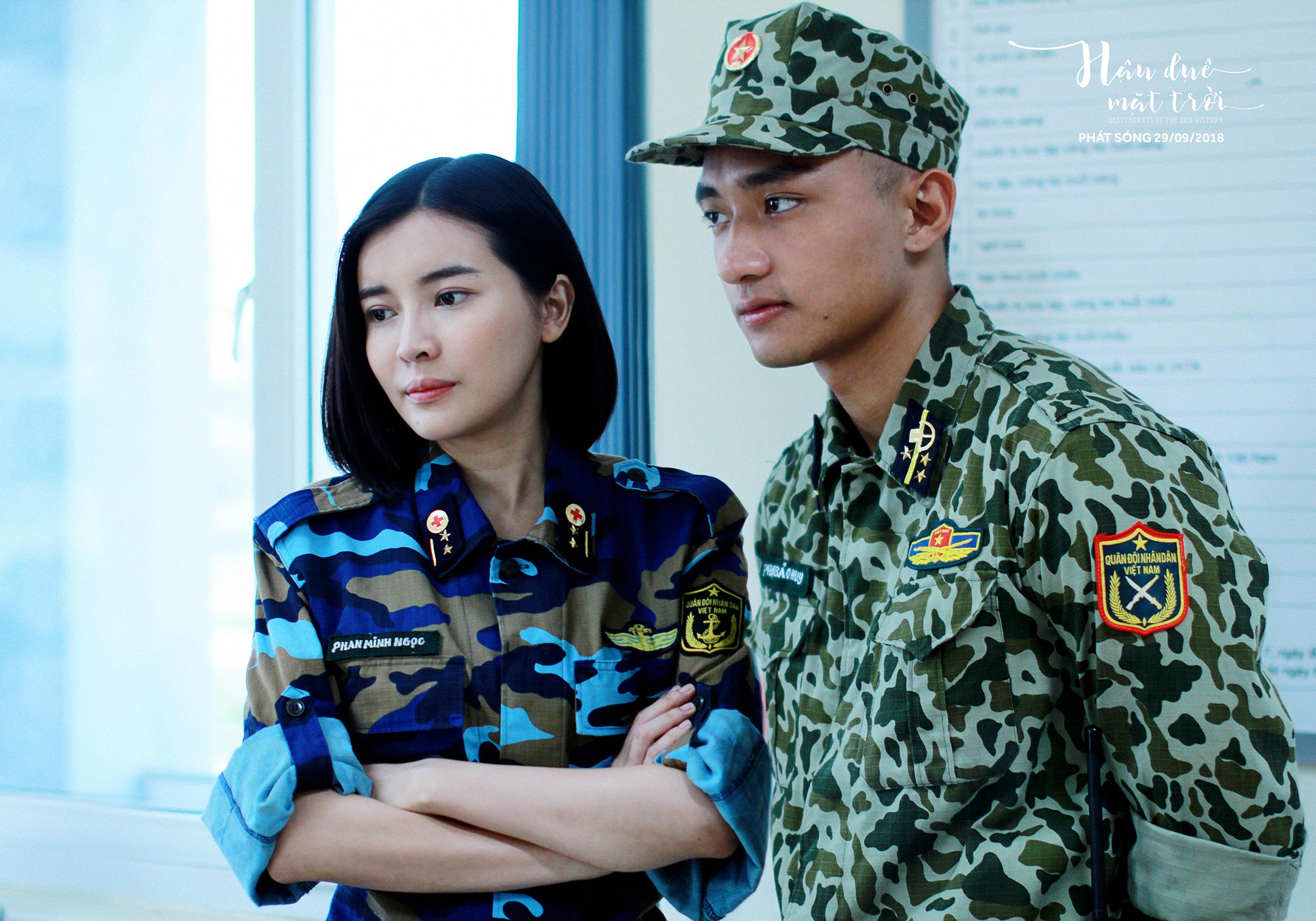 'Hậu duệ mặt trời' Việt Nam kết thúc, hành trình chinh phục khán giả quốc tế bắt đầu 3