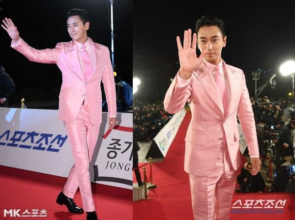 Ai đã hại 'Thái tử' Joo Ji Hoon bảnh trai ngời ngời trở nên sến súa như thế này? Phải chăng anh vừa cãi nhau với stylist?