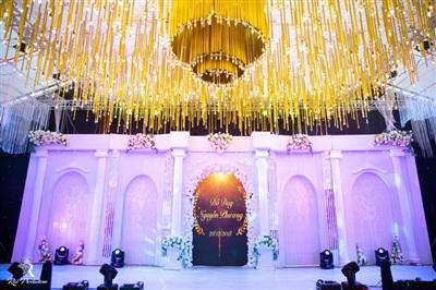 Đàm Vĩnh Hưng xuất hiện trong đám cưới với sân khấu được đầu tư 5 tỷ đồng ở Hưng Yên 4