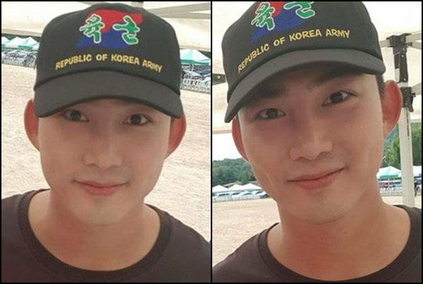 Nên trao giải 'Nam idol đam mê nhập ngũ' cho Ok Teacyeon.