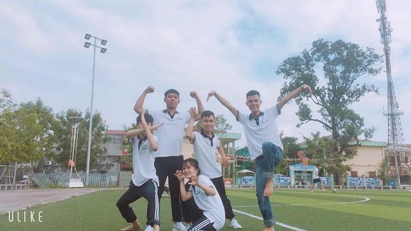 5 anh em siêu nhân phiên bản học sinh