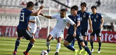 Saudi Arabia thua Nhật một cách tức tưởi.