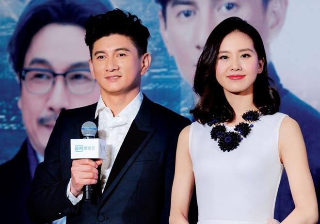 Những cặp đôi Hoa ngữ sẽ chào đón thành viên mới vào năm 2019 1